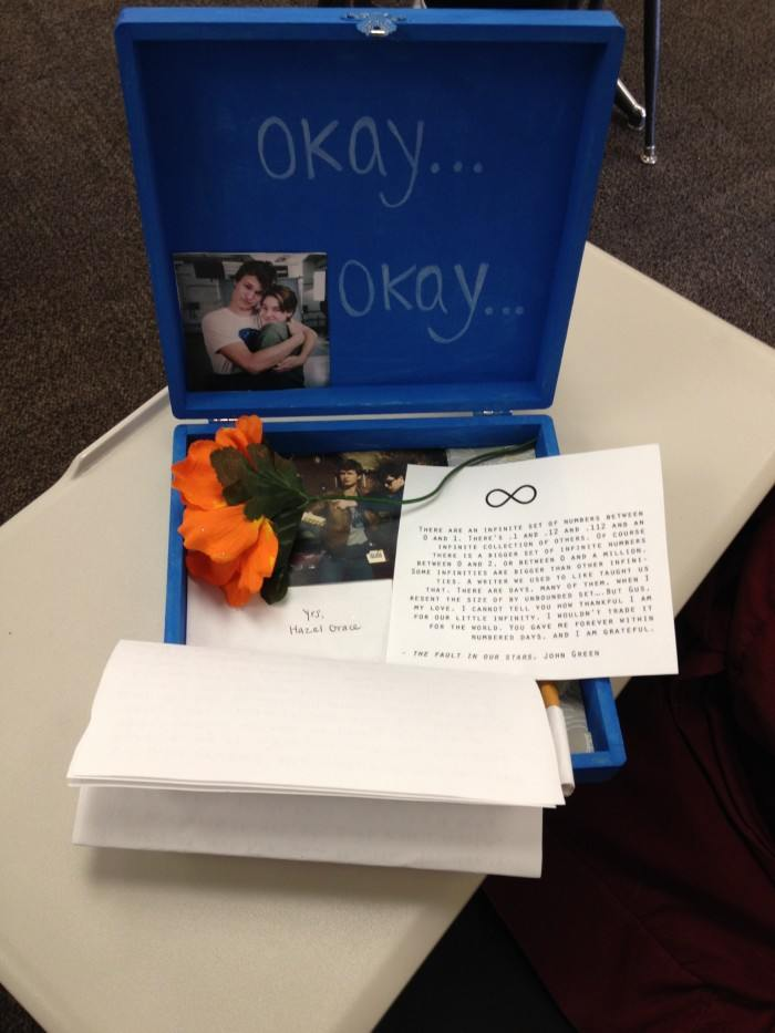 The Fault In Our Stars; Project