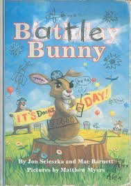 image of book Battle Bunny