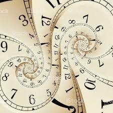 photo of a clock